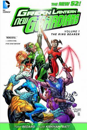 Green Lantern New Guardians Vol.01: The Ring Bearer
