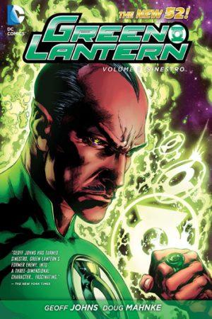 Green Lantern Vol.01: Sinestro