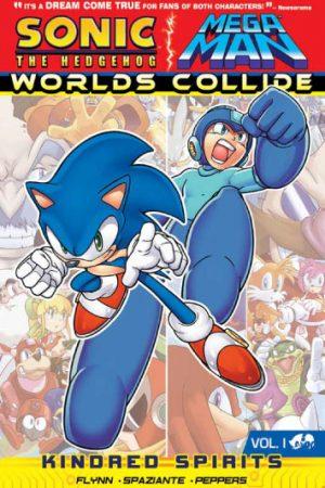 Worlds Collide Vol.01: Kindred Spirits