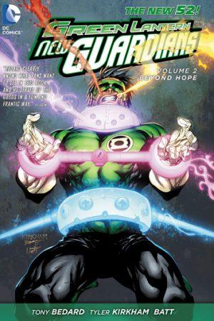 Green Lantern - New Guardians Vol.02: Beyond Hope