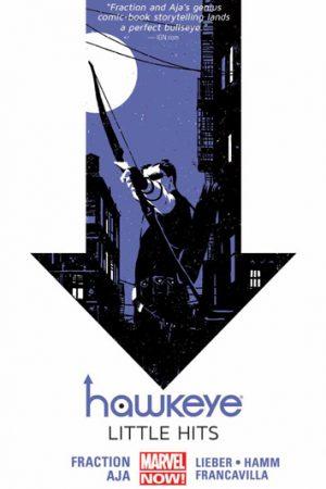 Hawkeye Vol.02: Little Hits