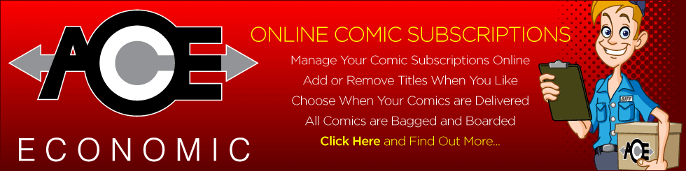 ACE Economic Comic Subscriptions