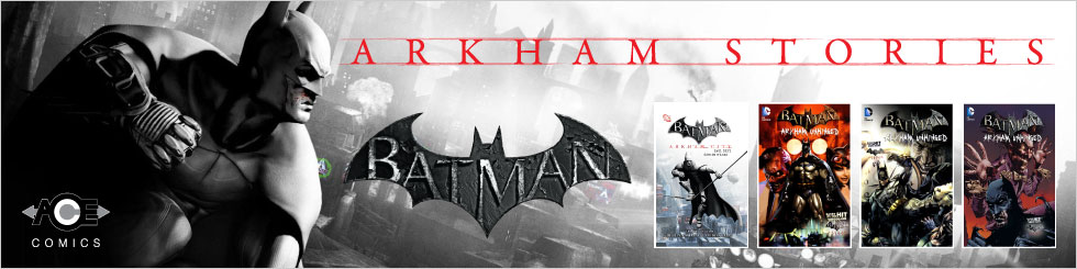 Batman - Arkham Stories - Graphic Novels