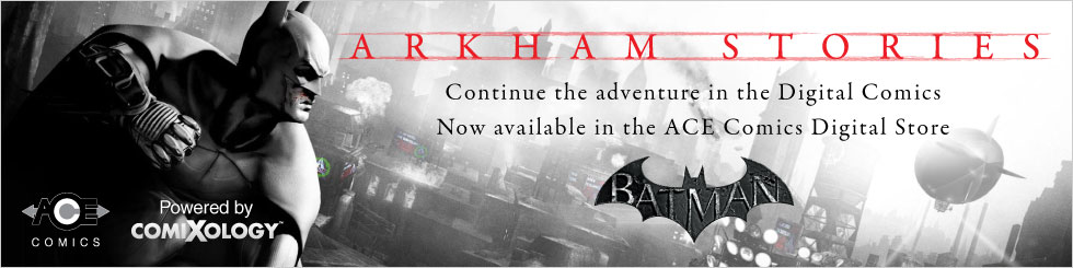 Buy the Batman Arkham Stories in our Digital Store