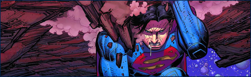 Previews #307 - Superman #32