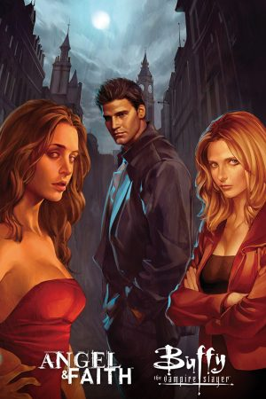 Back Issues: Buffy and Angel