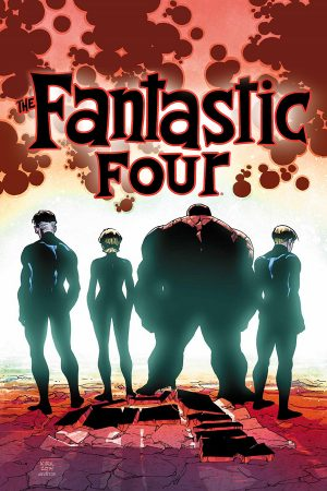 Back Issues: Fantastic Four