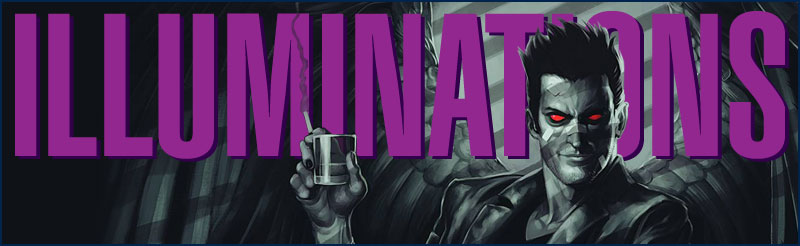 Illuminations - Free Webzine - July Edition