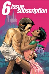 6-Issue Subscription: Saga