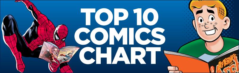 Top 10 Comics Chart
