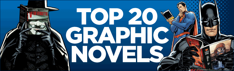 ACE Comics - Top 20 Graphic Novels