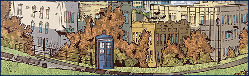 New Releases 06/08/14 - Doctor Who 10th #1