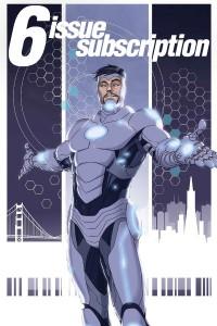 6-Issue Subscription: Superior Iron Man