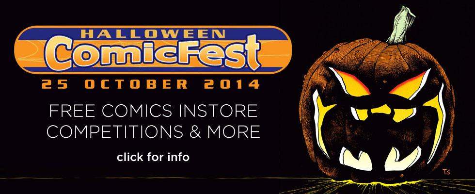 Halloween Comicfest 2014