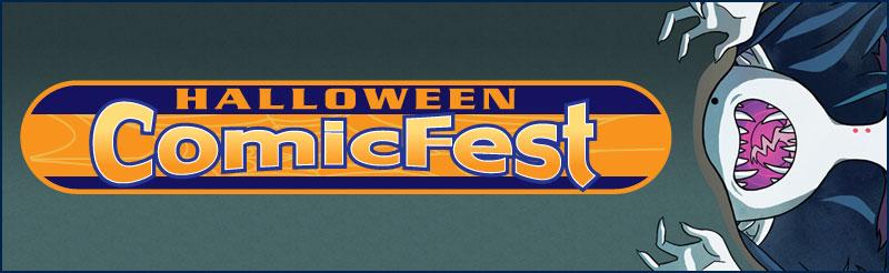 Halloween Comicfest 2014 - Ace Comics