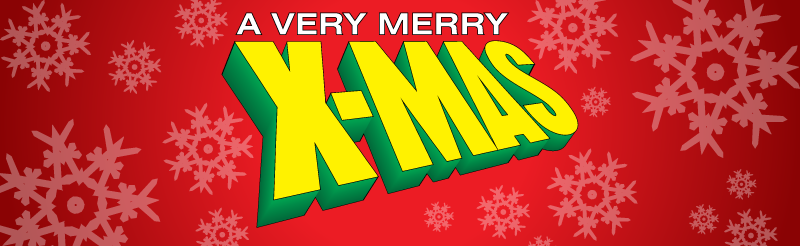 A Very Merry X-Mas from ACE Comics!