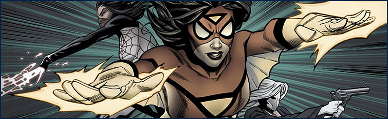 New Releases 19-11-14: Spider-Woman #1