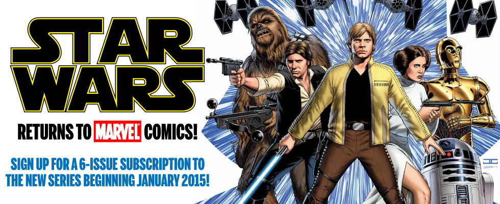 Marvel Star Wars - 6-Issue Subscription