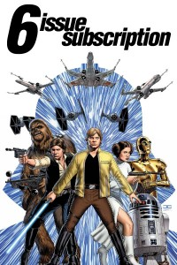 6-Issue Subscription: Star Wars
