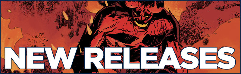 New Releases 03-12-14: Hellboy And The BPRD #1