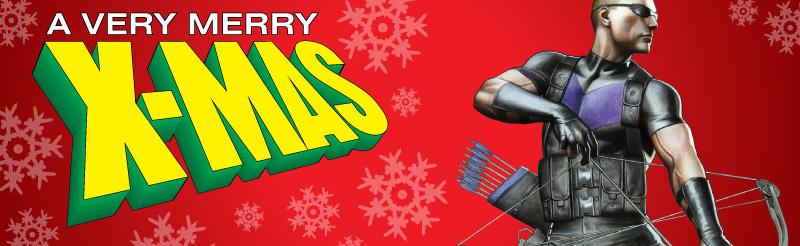 ACE Christmas Countdown #18 - Hawkeye
