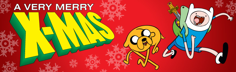 Christmas Countdown – 24 Days To Go: Adventure Time Comics