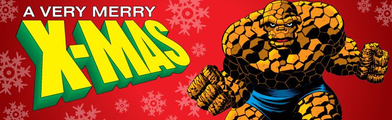 ACE Christmas Countdown #4 - Marvel UGNC