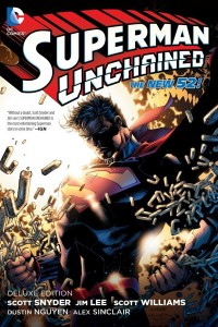 Superman: Unchained – Deluxe Edition (HC)