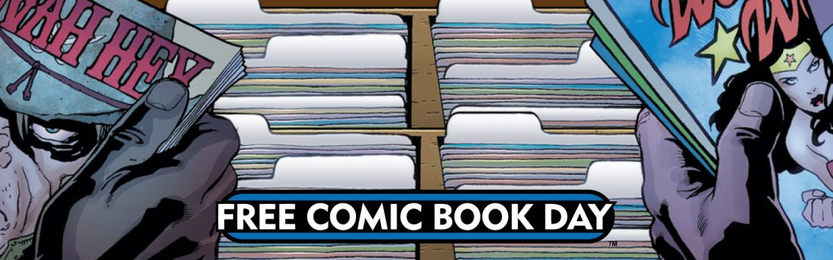 Free Comic Book Day - Back Issues