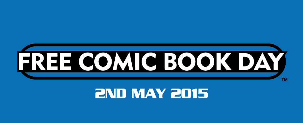 Free Comic Book Day 2015