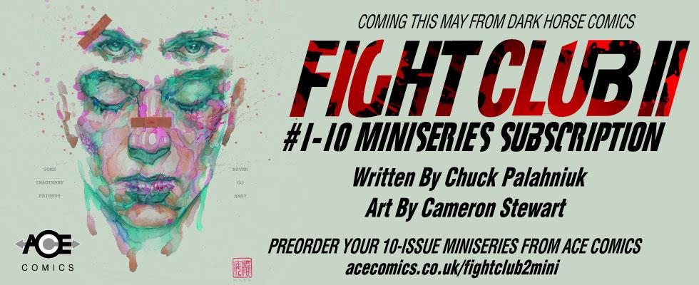 Fight Club 2 Miniseries