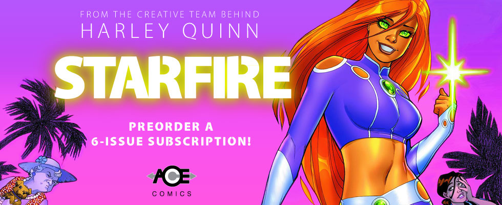 6-Issue Subscription: Starfire