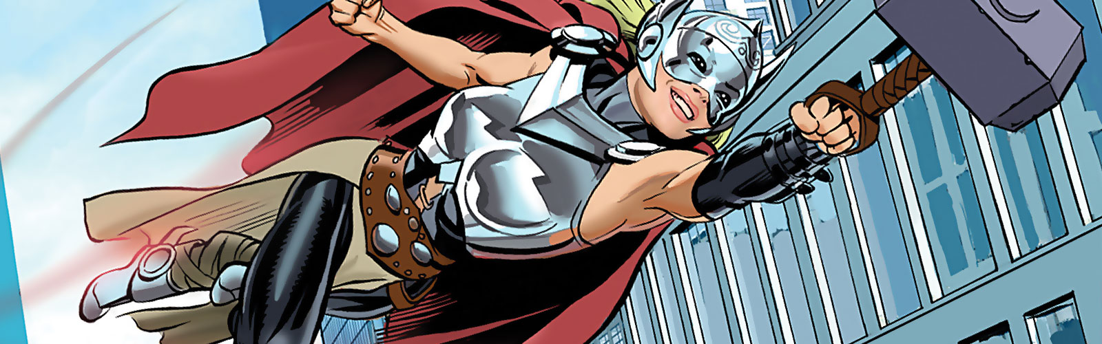 New Releases - 13-05-15: Thor