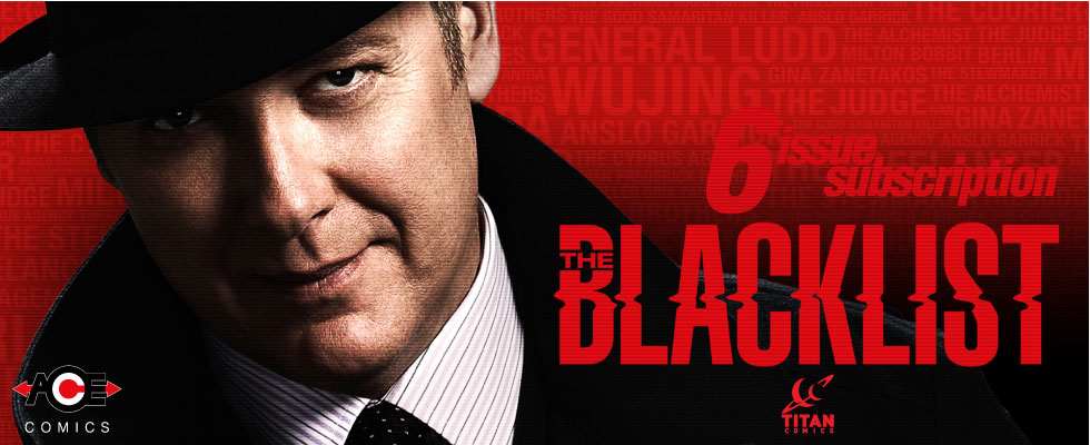 6-Issue Subscription: The Blacklist