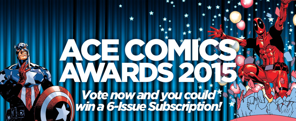 ACE Comics Awards 2015
