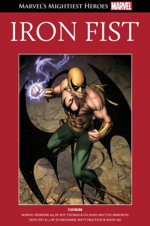 Marvel's Mightiest Vol.38: Iron Fist