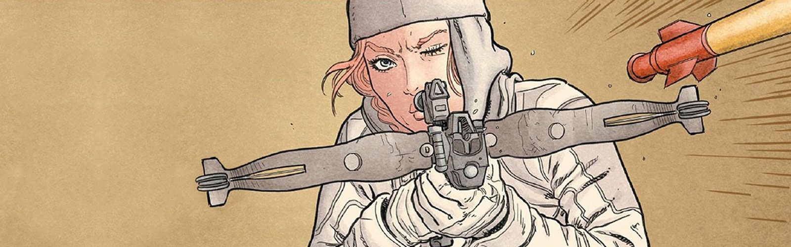 New Releases - 01-07-15: We Stand On Guard
