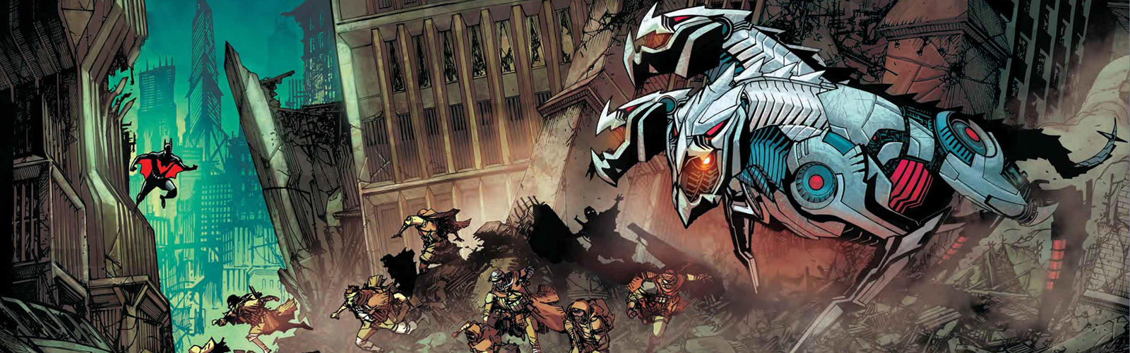 New Releases - 03-06-15: Batman Beyond