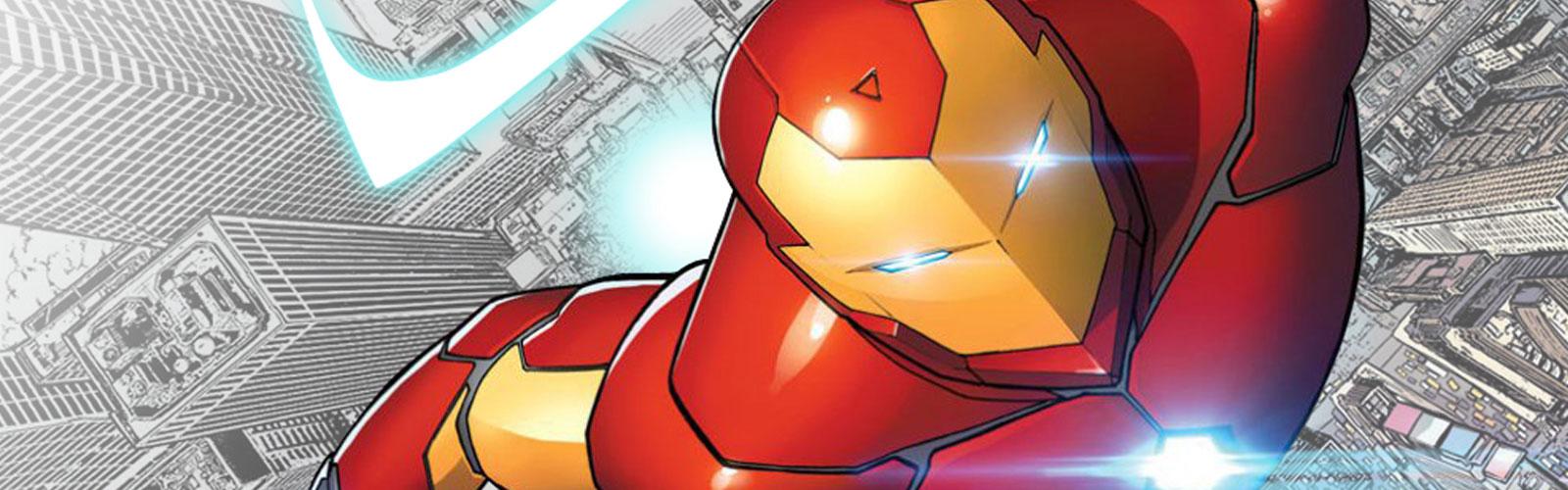 Illuminations 2015 07 - Invincible Iron Man