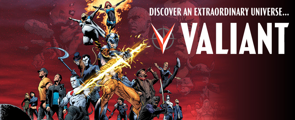 Valiant Month 2015