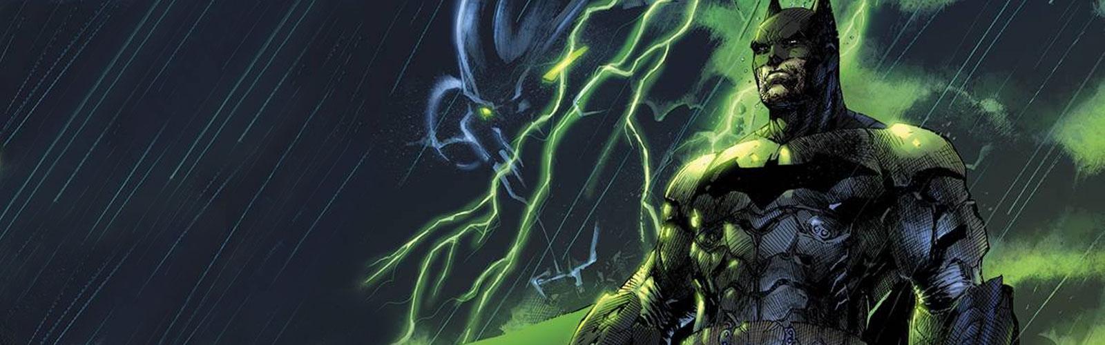 New Releases - 26-08-15: Batman - Arkham Knight: Genesis