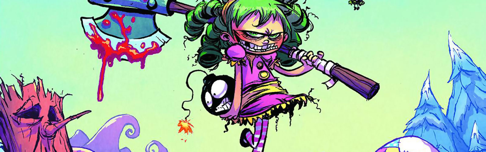 Previews #322: I Hate Fairyland