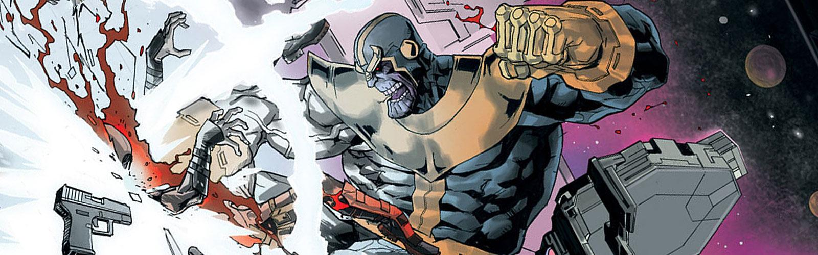 New-Releases - 02-09-15: Deadpool Vs Thanos