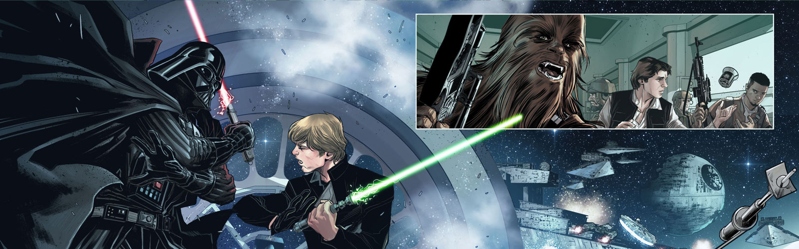 New Releases 09-09-15: Star Wars - Shattered Empire
