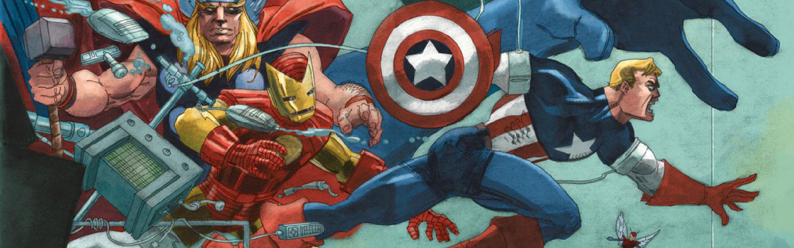 New Releases 16-09-15: Captain America - White