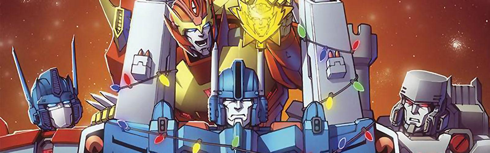Illuminations 2015 10: Transformers