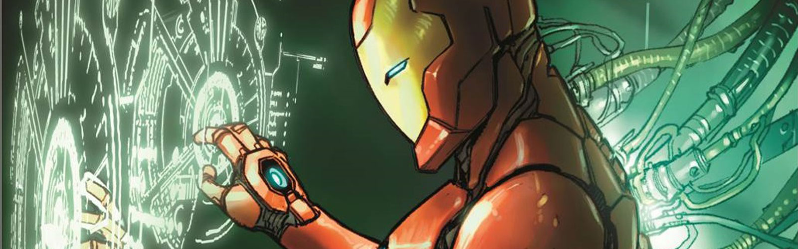 New Releases - 07-10-15: Invincible Iron Man
