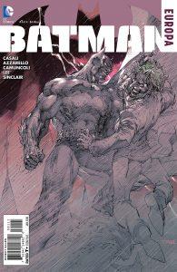 Batman: Europa #1