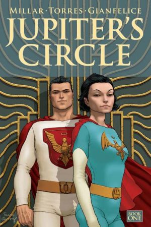 Jupiter's Circle Vol.01