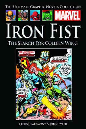 Marvel UGNC Vol.100: Iron Fist - Search For Colleen Wing